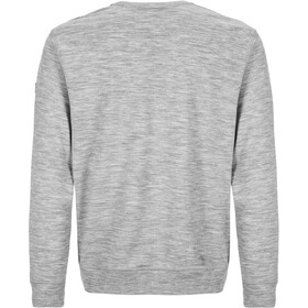 super.natural Waterton Crewneck Sweatshirt Herren ash melange